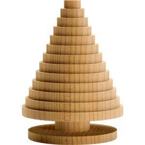 Linari Collection Natale Árbol de Navidad de cedro 7,5 x 10 cm 1 Stk.