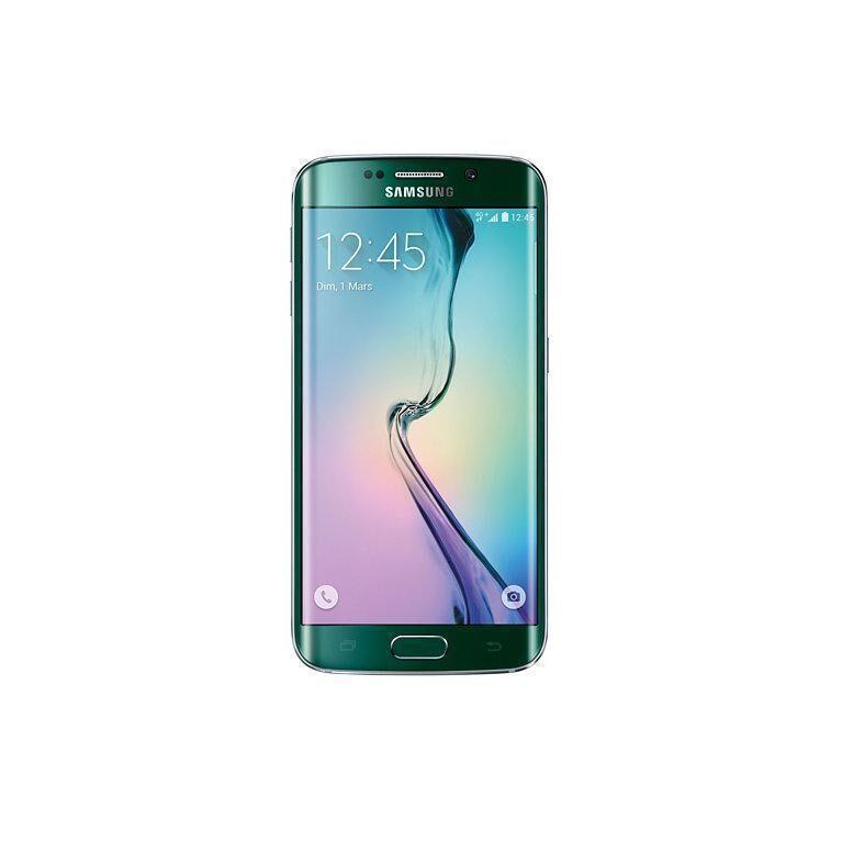 Samsung Galaxy S6 Edge 32 GB   Verde Libre