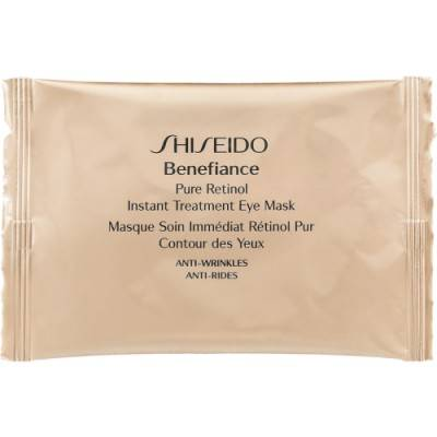 Shiseido Pure retinol instant treatment eye mask, 12 un