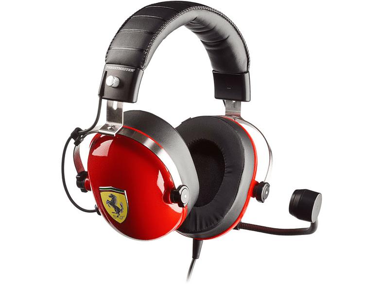 Thrustmaster Auriculares gaming - Thrustmaster T.Racing Scuderia Ferrari Edition