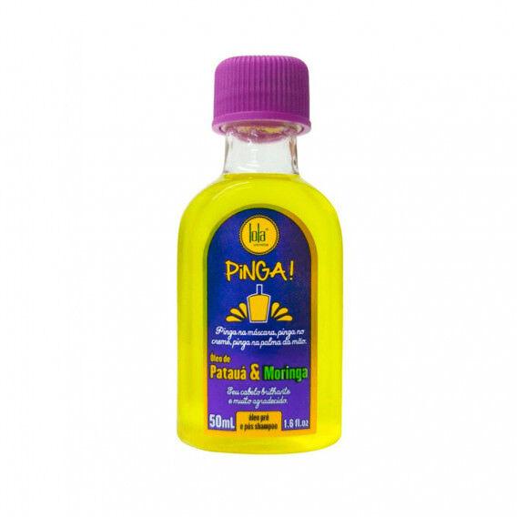 Lola Cosmetics Lola Comestics Pinga - Patatua E Moringa -Oleo 50 ml