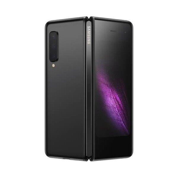 Samsung Galaxy Fold SM-F900FZKDXEF 12+512 GB Cosmos Negro