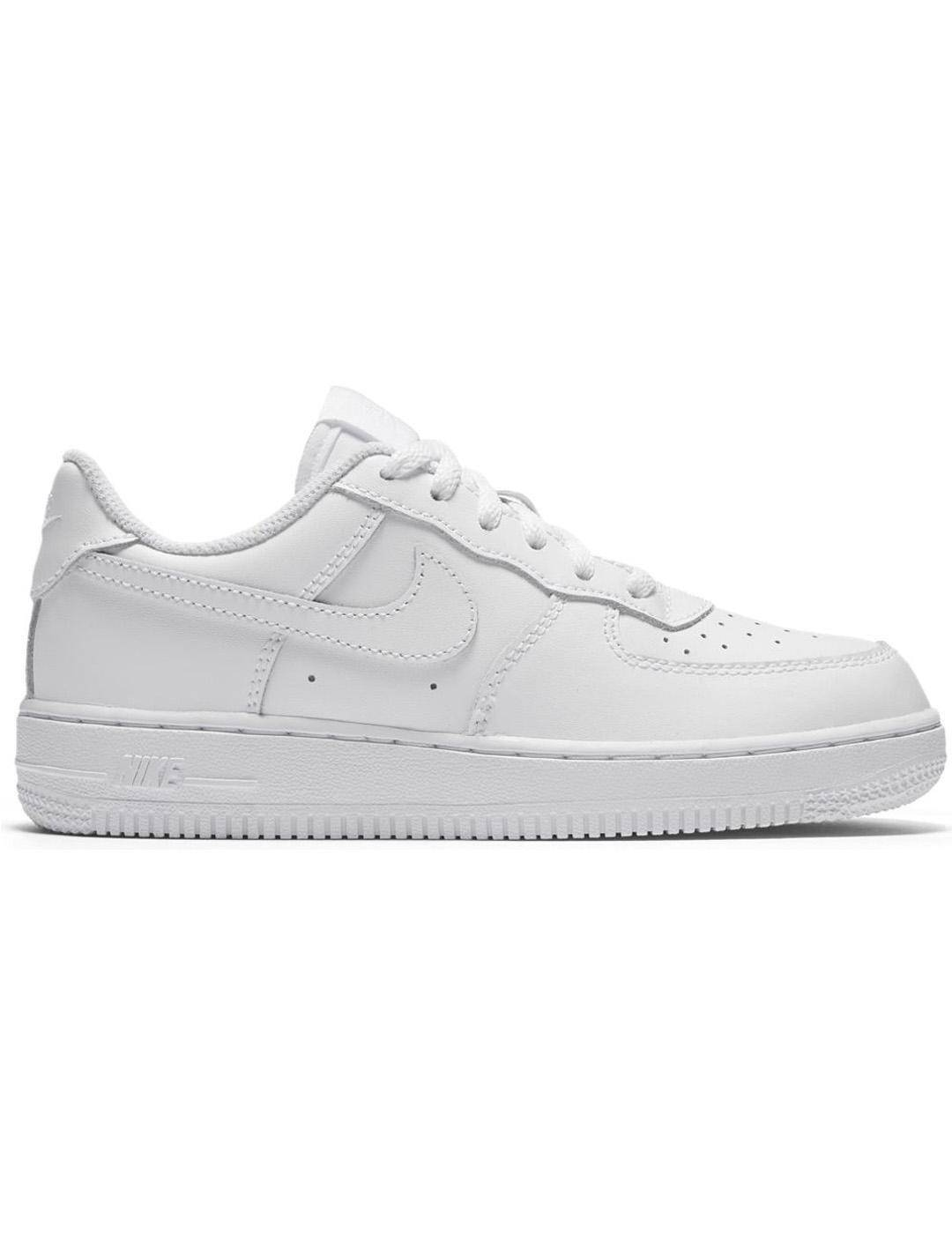 Nike Air Force 1 (Ps) Blanco Niño/a - 33