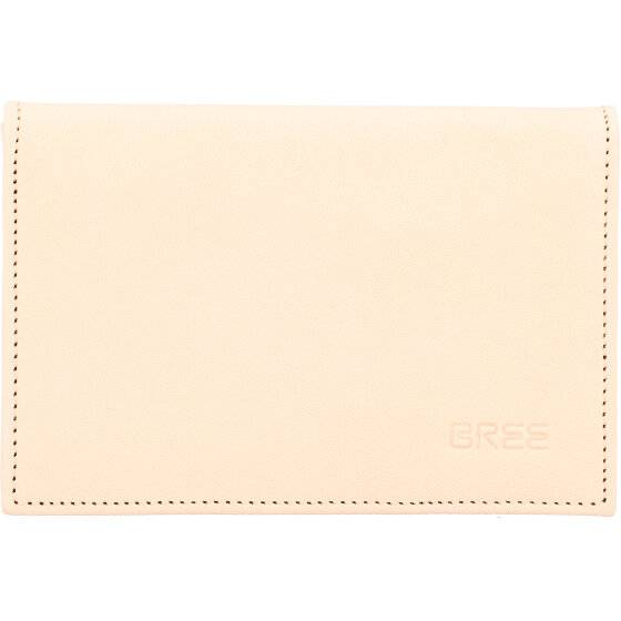 Bree Lund New 125 Porta tarjetas de credito RFID piel 11 cm nature