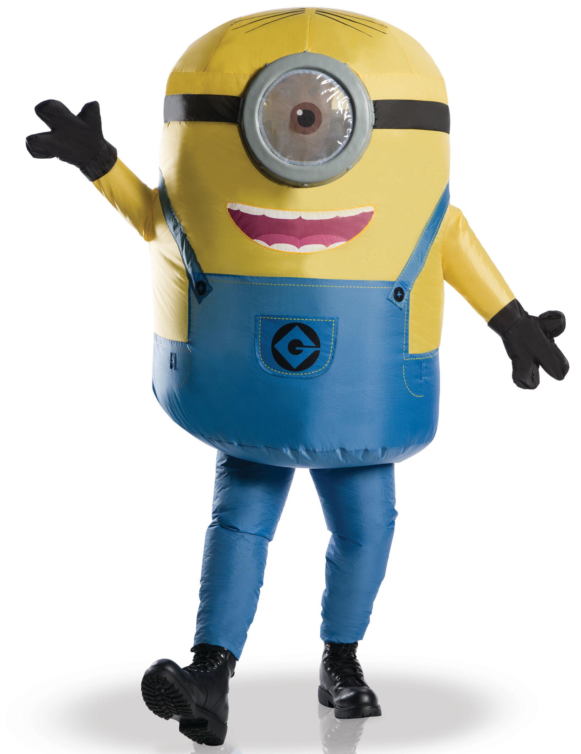 Vegaoo.es Disfraz hinchable Minions adulto