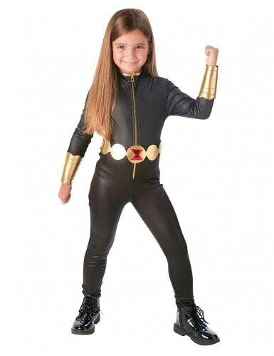 Disfraz lujo Viuda Negra Avengers niña 3-4 años