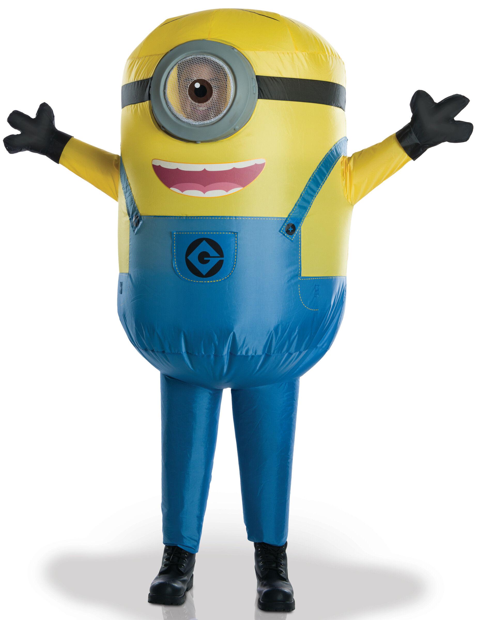 Vegaoo.es Disfraz inflable Minions niño