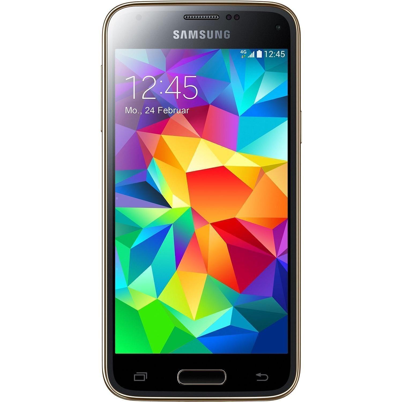 Samsung Galaxy S5 Mini 16 GB Dual Sim Dorado (Sunrise Gold) Libre