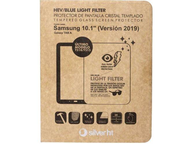 SILVERHT Protector de pantalla SILVERHT para Galaxy Tab 2019