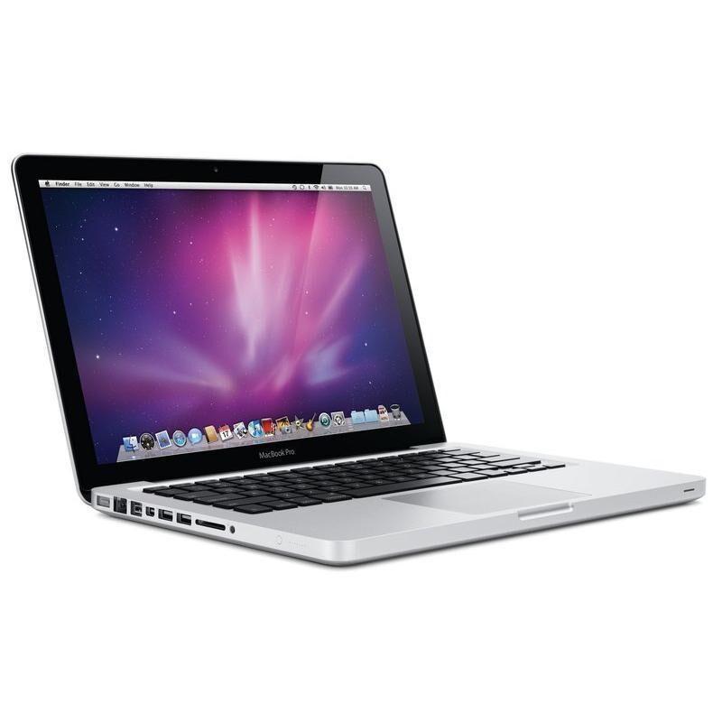 Apple MacBook Pro 13  Core 2 Duo 2.4 GHz  HDD 250 GB RAM 4 GB AZERTY