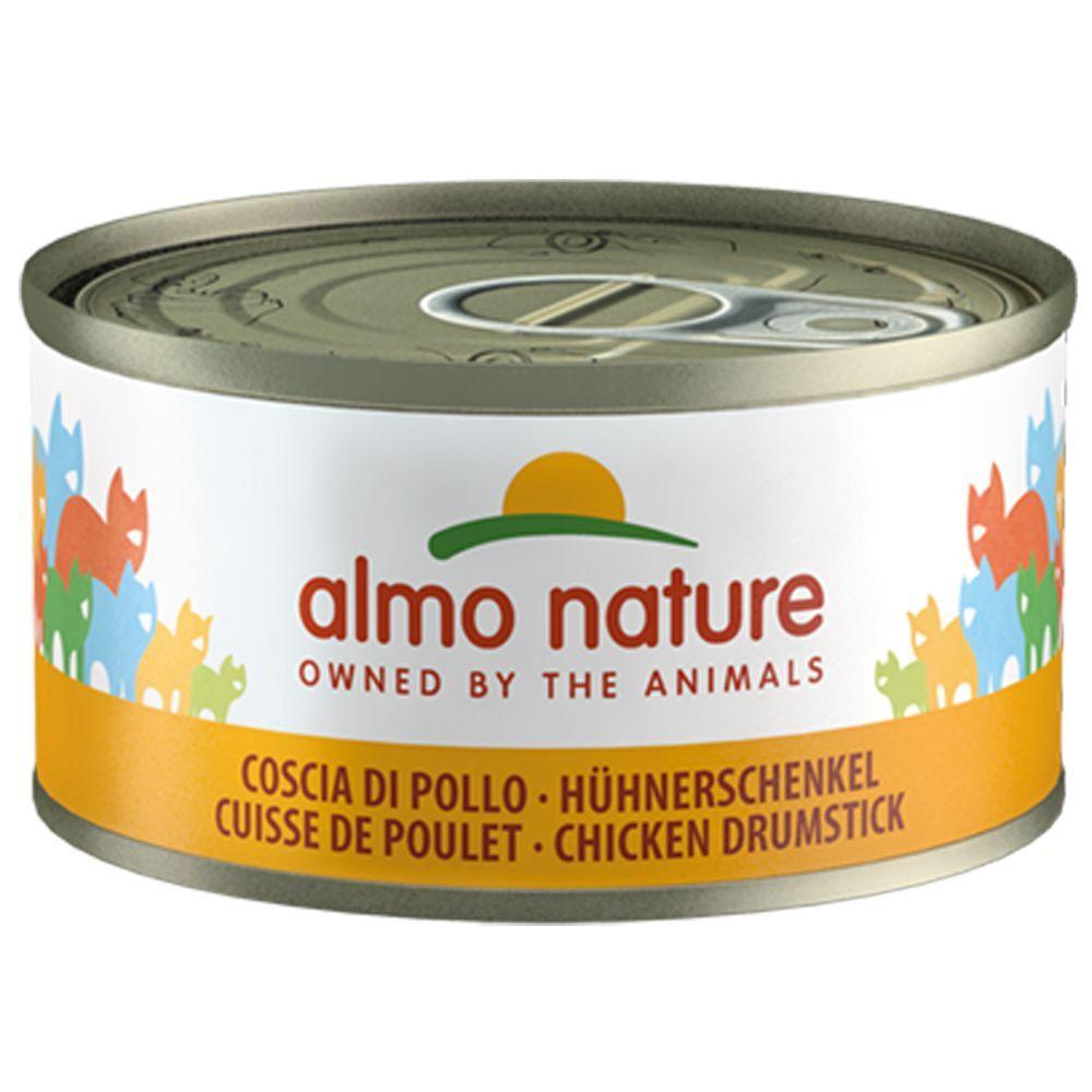 Almo Nature Legend Almo Nature 6 x 70 g - Pack de prueba - Pack mixto de atún