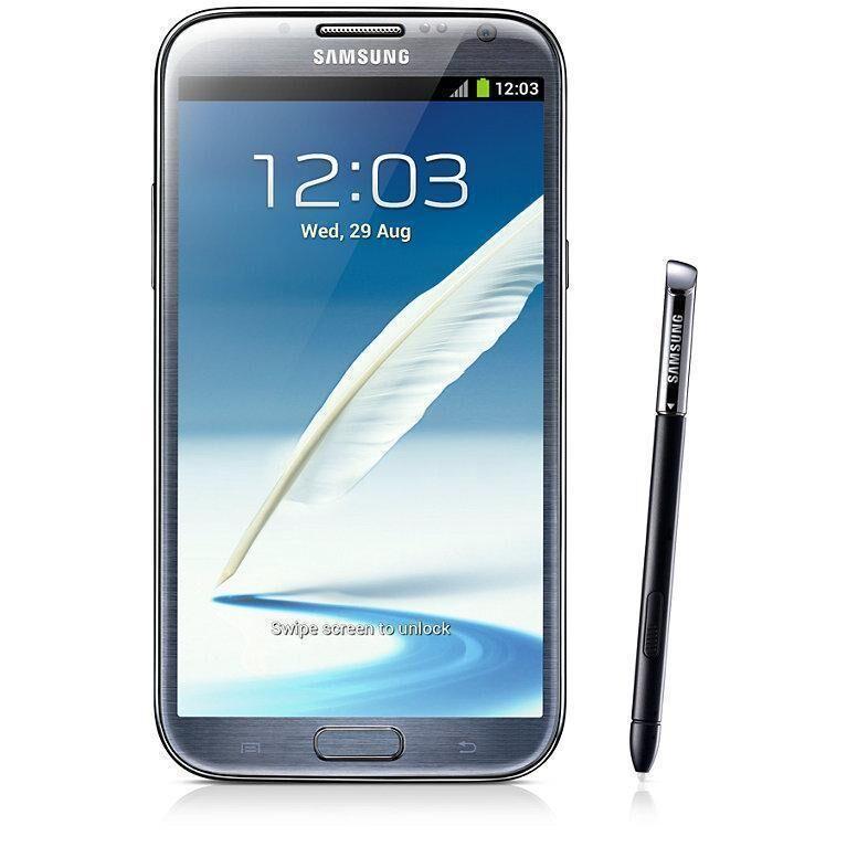 Samsung Galaxy Note 2 16 Gb N7105 4G Gris Libre