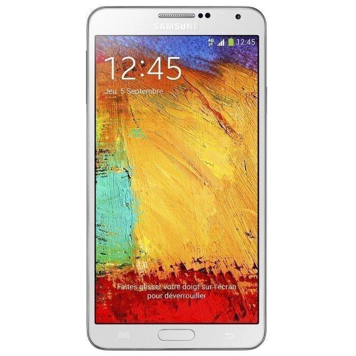 Samsung Galaxy Note 3 16 GB  Blanco Libre