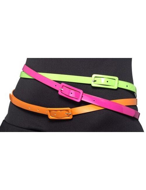 Vegaoo.es Cinturones fluorescente adulto