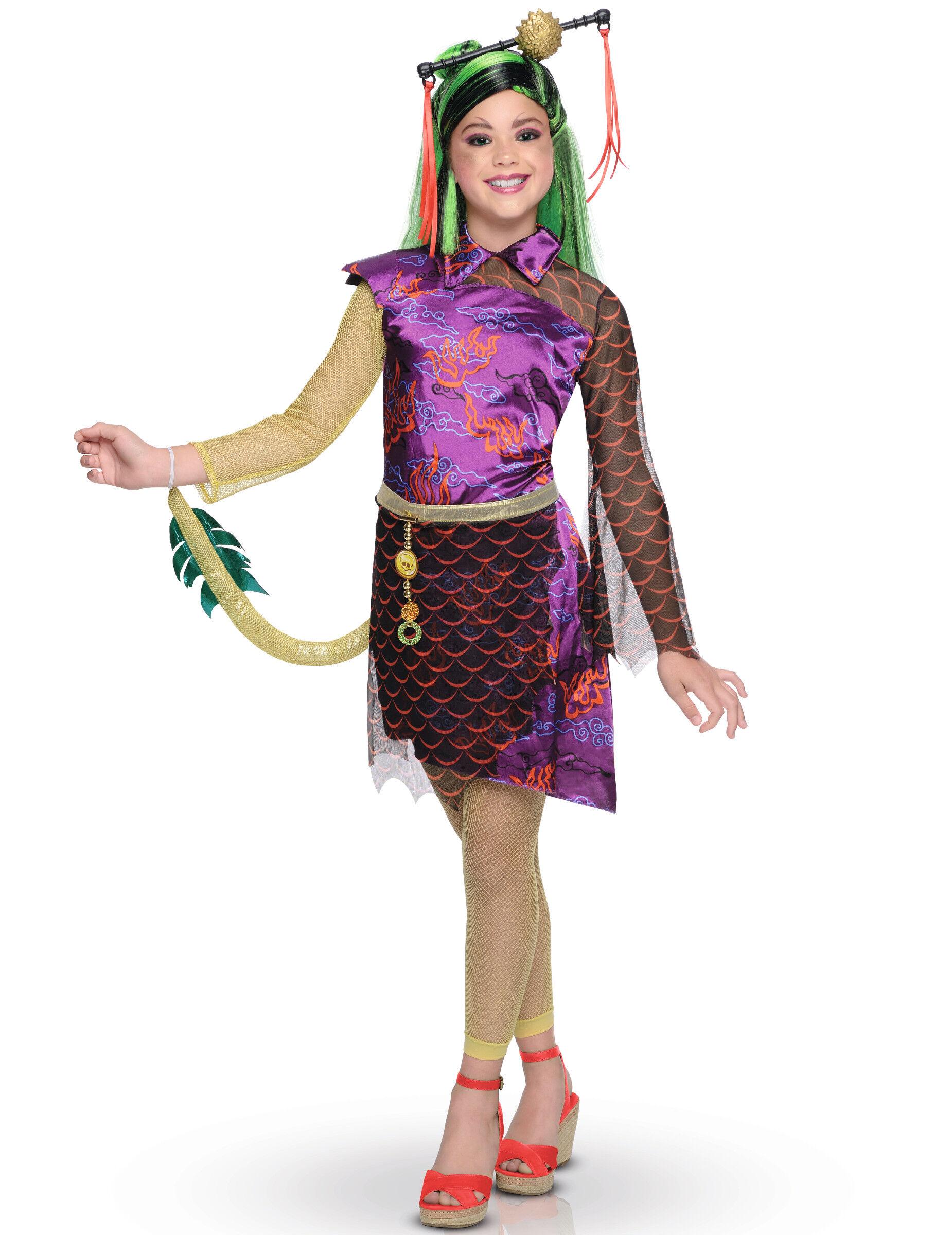 Vegaoo.es Disfraz de Jinafire Monster High niña - 3 a 4 años (90 a 104 cm)