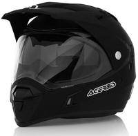 Acerbis Active Casco Negro Mate