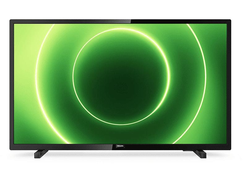 "Philips TV LED 32"" - Philips 32PHS6605/12, HD, Smart TV, 1366 x 768 Pixeles, 3 x HDMI, 2 x USB, Negro"