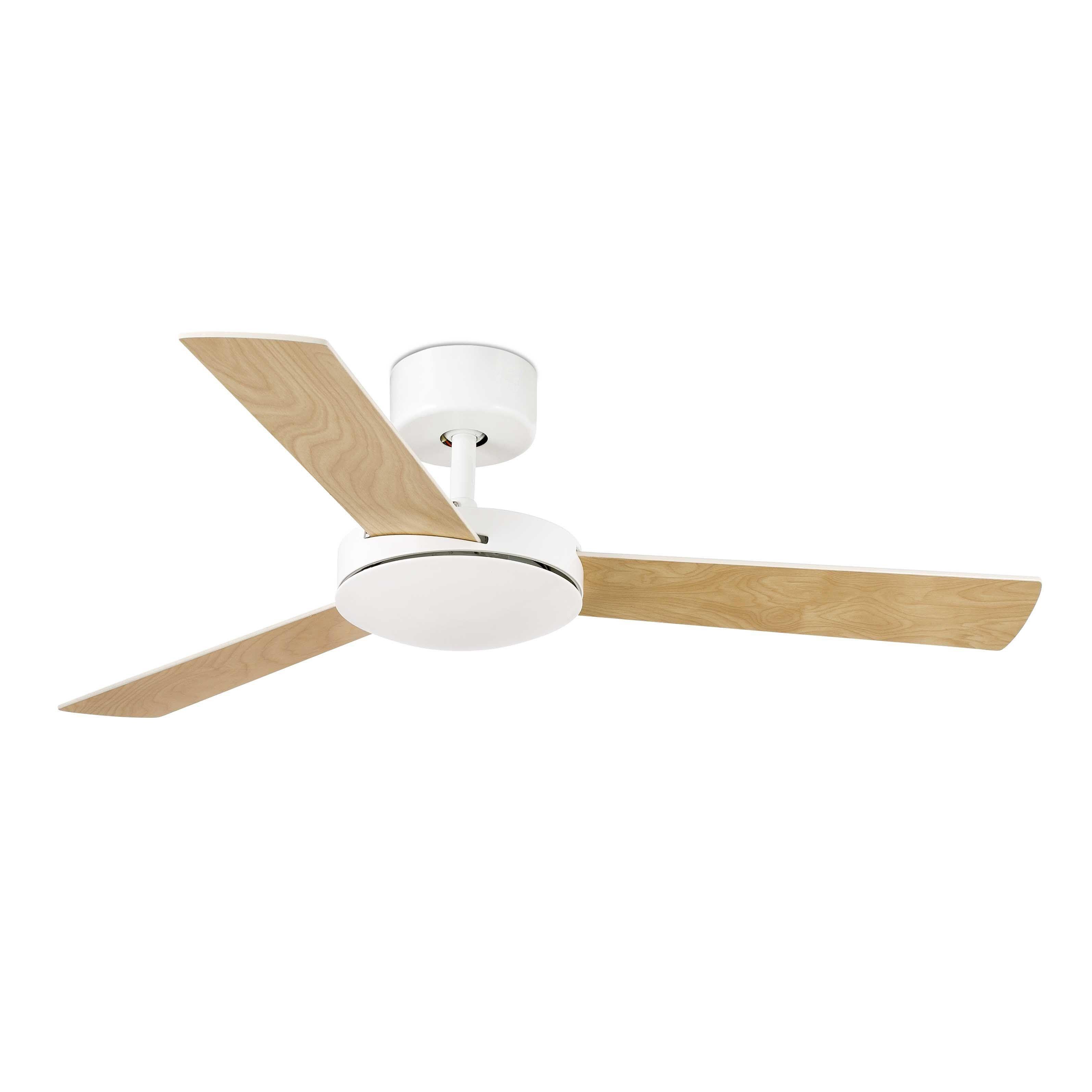 Faro Ceiling Fan, Modern 106 Cm. White, Faro Mini Mallorca 33603