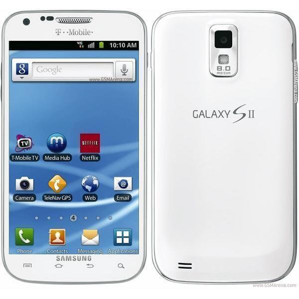 Samsung Galaxy S2 16 GB   Blanco Libre