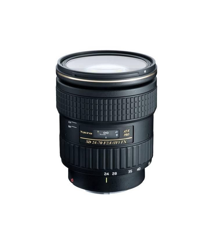 Tokina At-x 24-70mm F/2.8 Fx Pro Canon