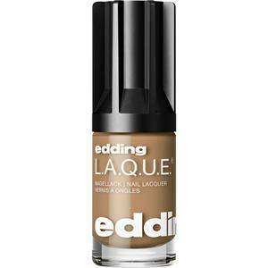 edding Make-up Uñas Browns L.A.Q.U.E. N.º 178 Super Sandy 8 ml