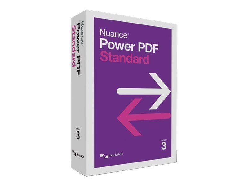 SN-DE01Z-W00-3.0 Nuance Power PDF 3.1 Standard Mac OS