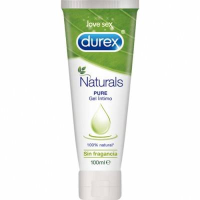 Durex Naturals Intimate Pleasure Gel , 100 ml