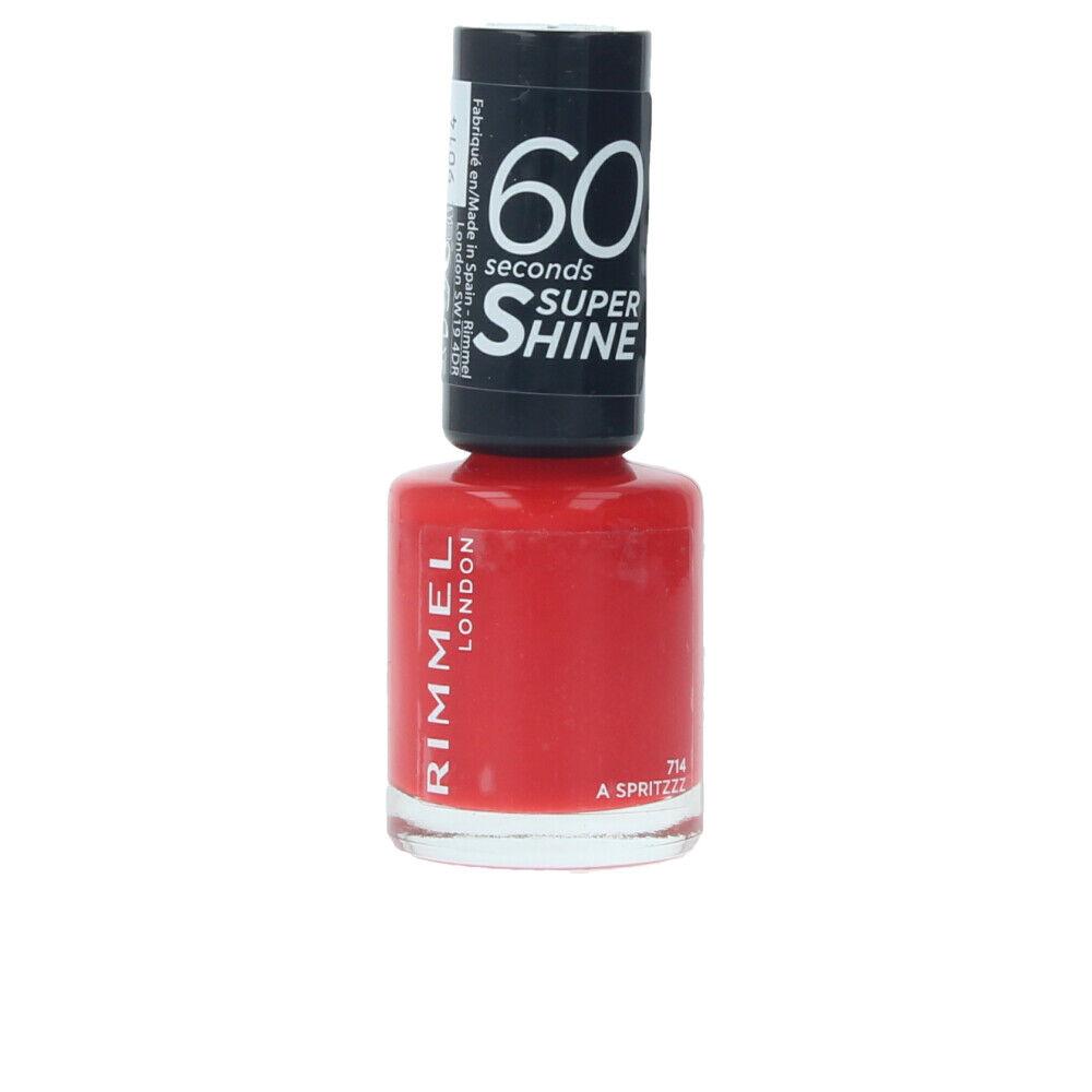 Rimmel London 60 SECONDS super shine  #714-a spritzzz 8 ml