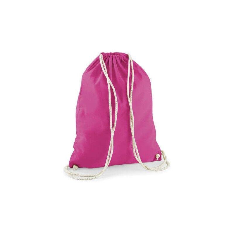 Westford Mill Bolsa - mochila de algodón gymsac de westford mill
