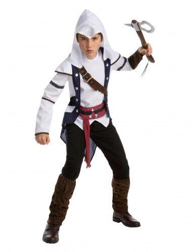 Disfraz Connor clásico Assassin s creed Adolescente 10-12 años (146 cm)