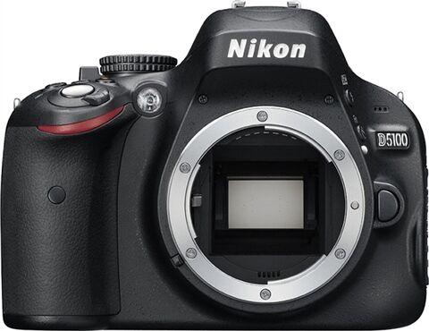 Nikon D5100 16M (Cuerpo), B