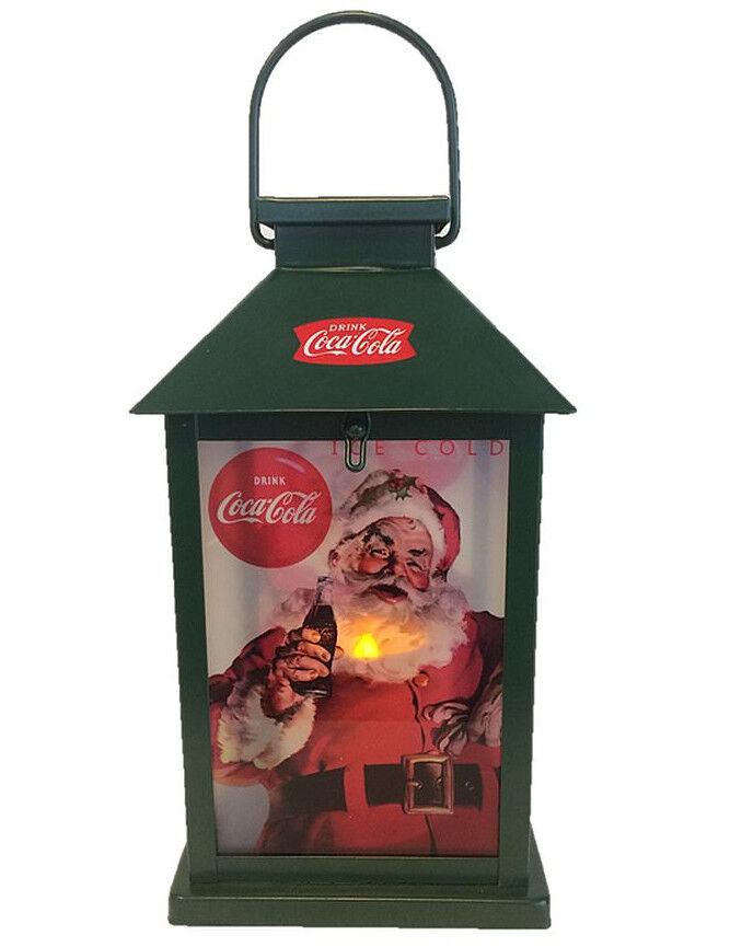Vegaoo.es Farolito luminoso Coca-Cola
