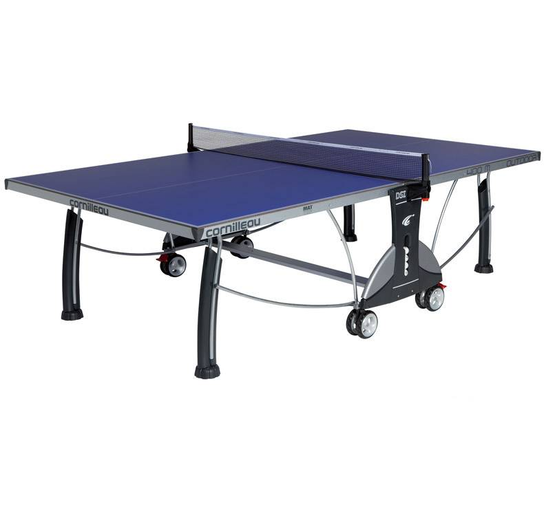 Cornilleau Mesa de Ping Pong Cornilleau 400M Outdoor Azul