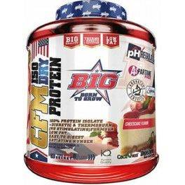 BIG CFM ISO DRY Protein Isolate 1,8 kg Sabor Bombón Rocher