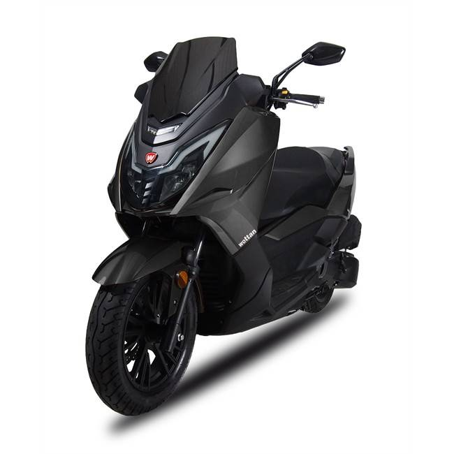 Norauto Scooter Wottan Storm T 125 Cc Efi Gris Mate