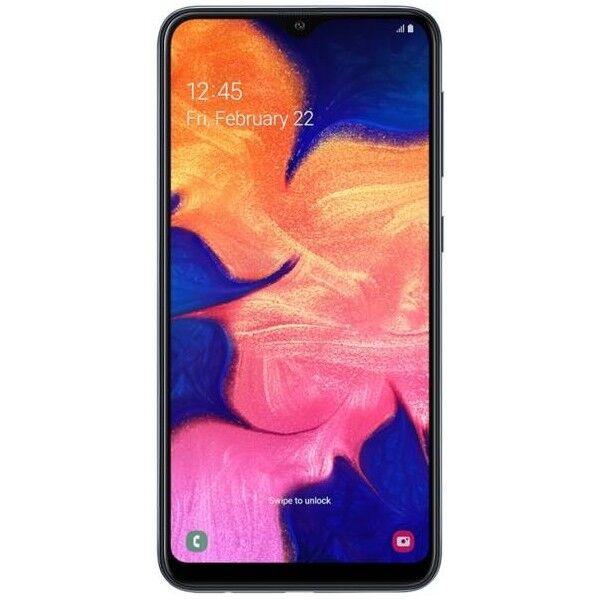 "Samsung Galaxy A10 SM-A105F 2+32GB 6.2"" Negro DS"
