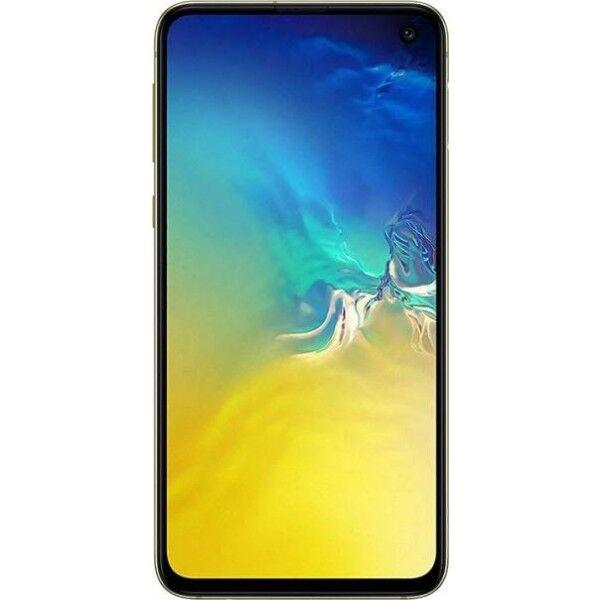"""Samsung Galaxy S10e SM-G970F 6+128GB de 5.8"""" Amarillo Canario DS"""