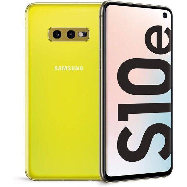 Samsung G970F Samsung Galaxy S10E 128 GB 6 GB de RAM 4G Dual Sim Amarillo Canary