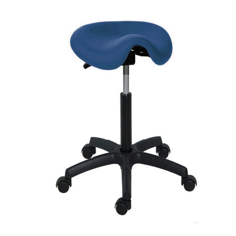 Taburete Kinefis Economy tipo pony o silla de montar, altura standar de 50 -70 cm. (Colores Disponibles)