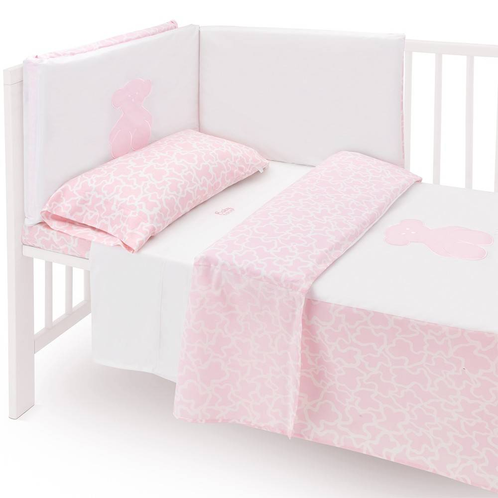 TOUS Baby Protector De Cuna + Nórdico 60x120 Cm Tous Baby 0m+
