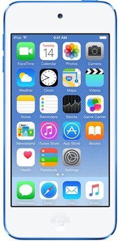 Apple iPod Touch 6th Generation 16GB - Azul, B