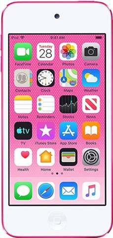 Apple iPod Touch 7th Gen (A2178) 256GB - Rosa, A