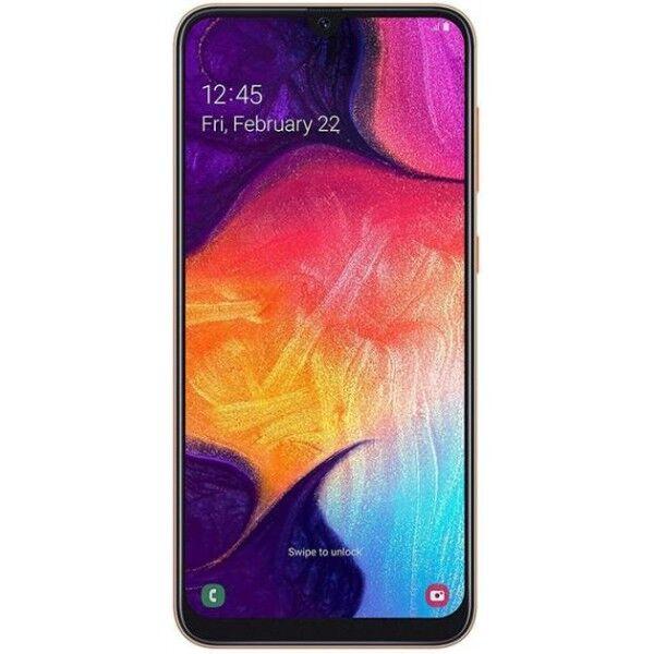 """Samsung Galaxy A50 SM-A505F 4+128GB de 6.4"""" Coral"""