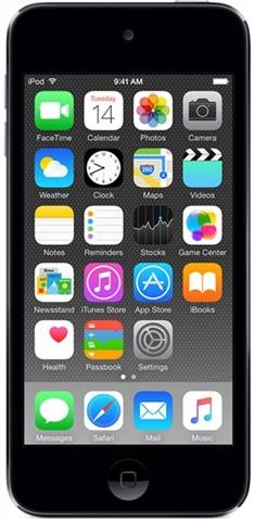 Apple iPod Touch 6th Generation 16GB - Gris Espacial, B