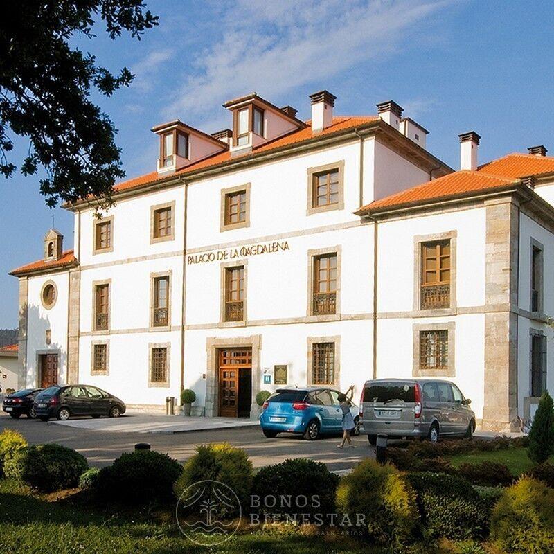 Palacio de la Madalena Regalo de Escapada SPA de Una Noche en Hotel Palacio de la Madalena