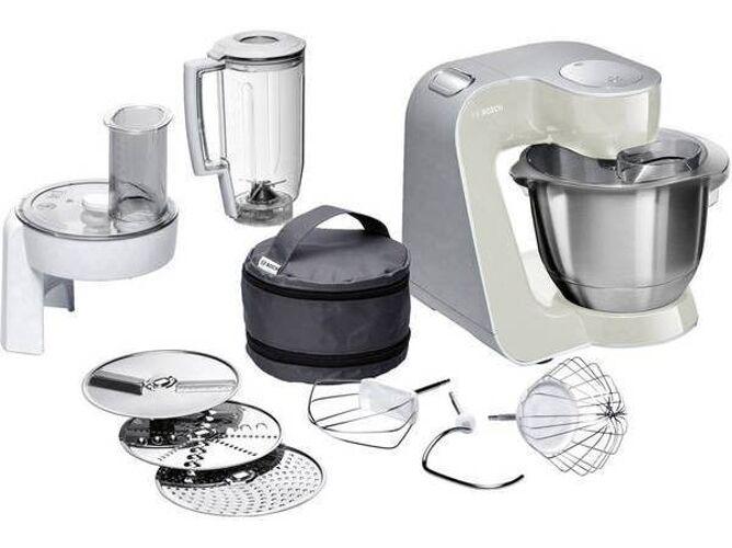 Bosch Robot de Cocina BOSCH MUM58L20 (3.9 L - 1000 W)