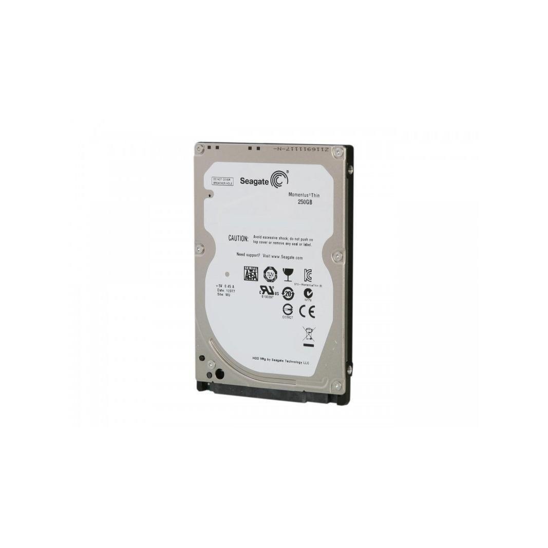 Seagate Unidad de disco duro interna 2.5 250 GB SATA Seagate ST250LT003