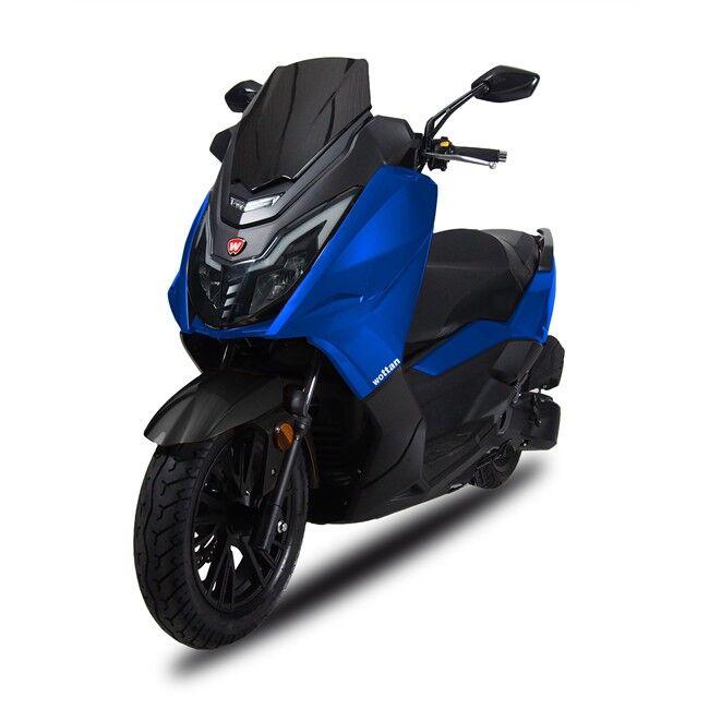 Scooter Wottan Storm T 125 Cc Efi Azul Mate