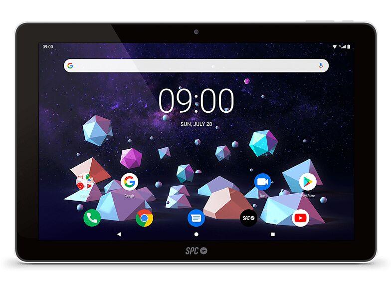 "SPC Tablet - SPC Gravity OctaCore, 10.1"" HD, Octa Core 4G LTE, 3 GB, 32 GB, Android 9 Pie, -, Negro"