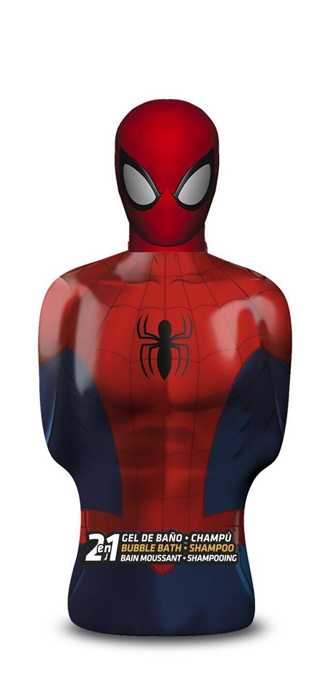 Marvel SPIDERMAN gel & champú 2en1  475 ml